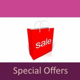 Discounts and Special Offers