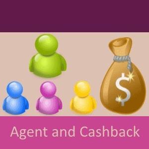 Agent / Affiliate / Cashback signup